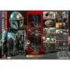 Pack Figurines Star Wars The Mandalorian The Mandalorian & The Child Deluxe 46cm 1001 Figurines (22)