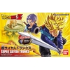 Maquette Model Kit Dragon Ball Z Super Saiyan Trunks 14cm1001 Figurines 1