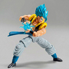 Maquette Model Kit Dragon Ball Z Super Saiyan God Super Saiyan Gogeta 15cm 1001 Figurines 7