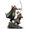Statuette Le Seigneur des Anneaux Legolas and Gimli at Amon Hen 46cm 1001 Figurines (6)