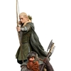 Statuette Le Seigneur des Anneaux Legolas and Gimli at Amon Hen 46cm 1001 Figurines (7)