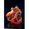 Statuette Demon Slayer Kimetsu no Yaiba Figuarts ZERO Kyojuro Rengoku Flame Breathing 18cm 1001 Figurines (4)