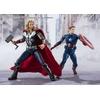 Figurine Avengers S.H. Figuarts Captain America Avengers Assemble Edition 15cm 1001 Figurines (6)