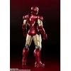 Figurine Avengers S.H. Figuarts Iron Man Mark 6 Battle of New York Edition 15cm 1001 Figurines (8)