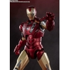 Figurine Avengers S.H. Figuarts Iron Man Mark 6 Battle of New York Edition 15cm 1001 Figurines (7)