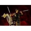 Statuette Fire Force ARTFXJ Shinmon Benimaru Bonus Edition 27cm 1001 Figurines (4)
