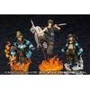 Statuette Fire Force ARTFXJ Shinmon Benimaru Bonus Edition 27cm 1001 Figurines (5)