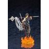 Statuette Fire Force ARTFXJ Shinmon Benimaru Bonus Edition 27cm 1001 Figurines (12)