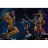 Statuette Marvel Premium Format Wolverine 52cm 1001 Figurines (15)