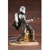 Statuette Star Wars The Mandalorian ARTFX Mandalorian & The Child 26cm 1001 Figurines (8)