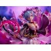 Statuette Re Zero Starting Life in Another World Oni Rem Crystal Dress Ver. 30cm 1001 Figurines (9)