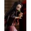 Statuette Demon Slayer Kimetsu no Yaiba Pop Up Parade Nezuko Kamado 14cm 1001 fIGURINES (6)