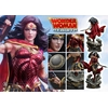 Statue DC Comics Wonder Woman Rebirth 75cm 1001 Figurines (26)