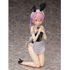 Statuette Re ZERO Starting Life in Another World Ram Bare Leg Bunny Ver. 30cm 1001 Figurines (4)