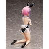 Statuette Re ZERO Starting Life in Another World Ram Bare Leg Bunny Ver. 30cm 1001 Figurines (5)