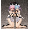 Statuette Re ZERO Starting Life in Another World Ram Bare Leg Bunny Ver. 30cm 1001 Figurines (6)