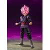 Figurine Dragon Ball Super S.H. Figuarts Goku Black Super Saiyan Rose 14cm 1001 Figurines (2)