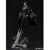 Statuette Zack Snyders Justice League Art Scale Superman Black Suit 30cm 1001 Figurines  (5)