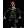 Statuette Zack Snyders Justice League Art Scale Superman Black Suit 30cm 1001 Figurines  (8)
