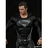 Statuette Zack Snyders Justice League Art Scale Superman Black Suit 30cm 1001 Figurines  (7)