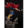 Statuette Marvel Avengers Fine Art Thor 44cm 1001 Figurines (7)