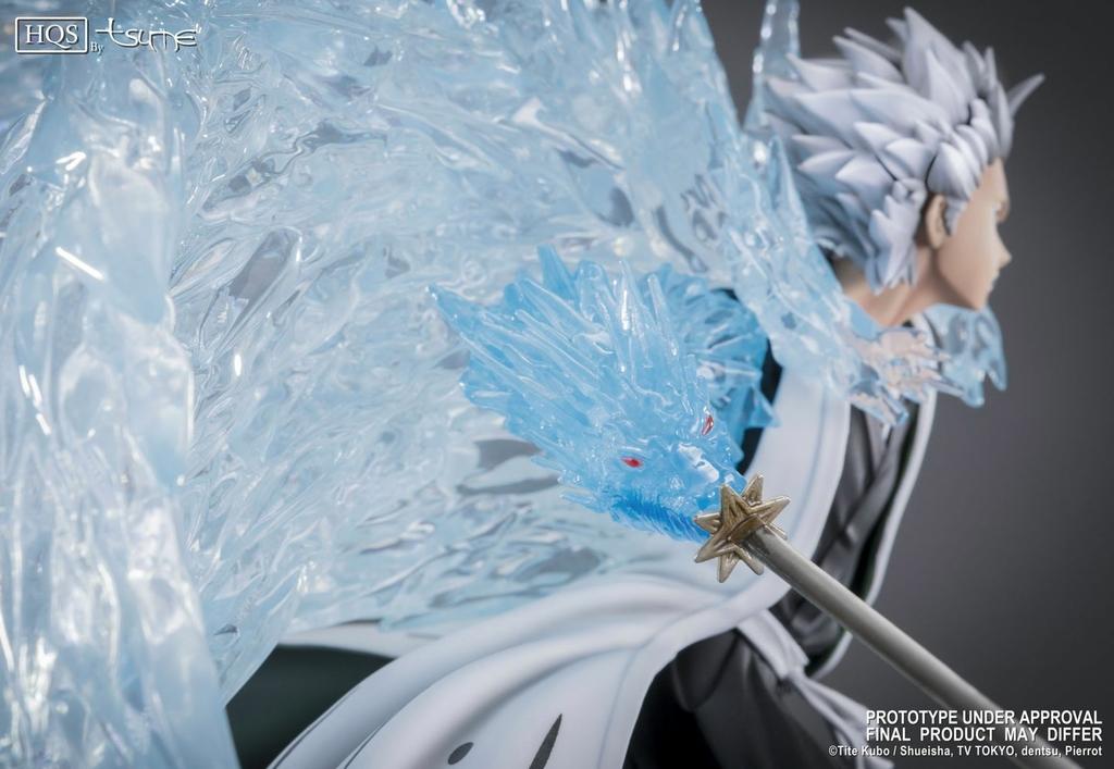 Statue Bleach Tsume HQS Toshiro Hitsugaya 44cm 1001 Figurines 8