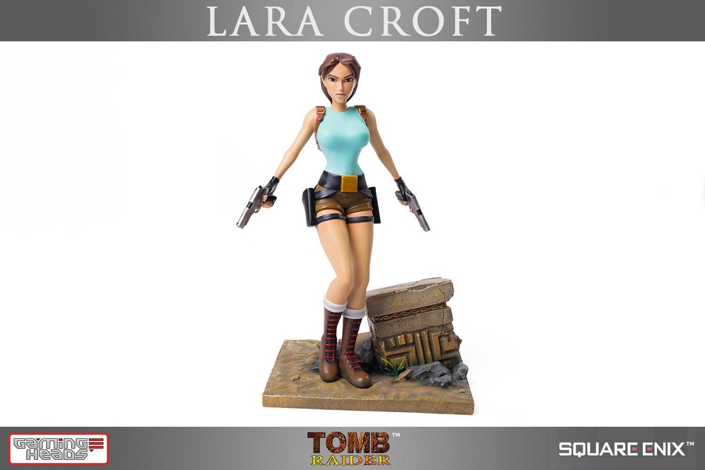 Statue Tomb Raider 20th Anniversary Series Lara Croft Regular Version 36cm 1001 Figurines
