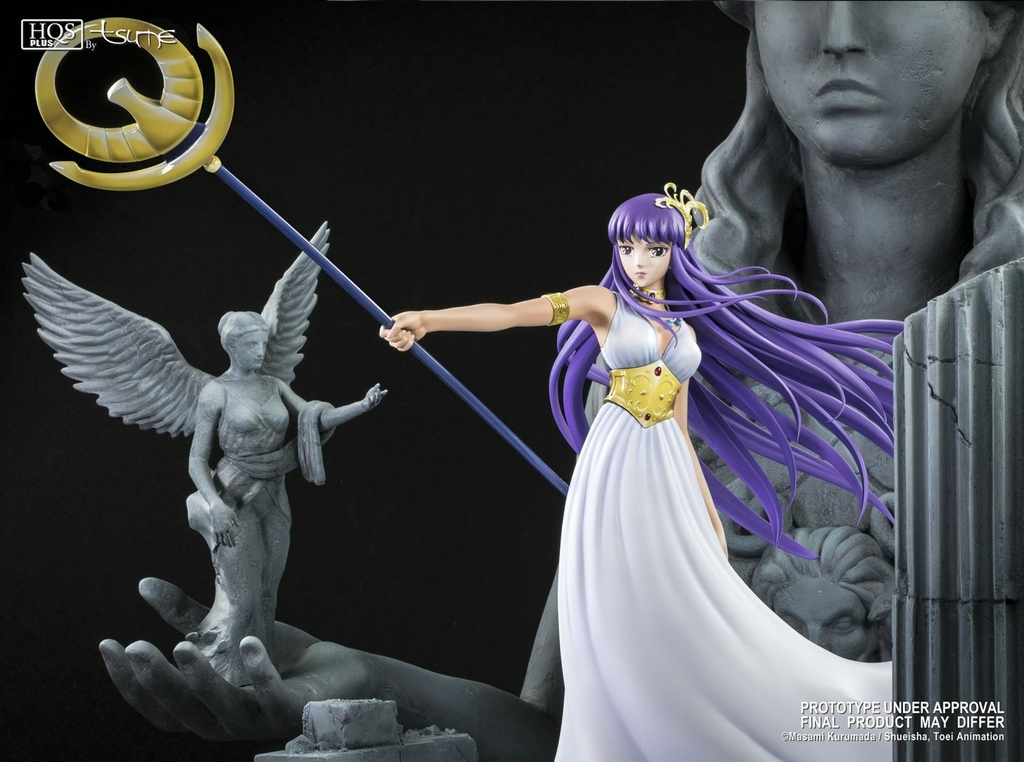 Statue Saint Seiya Athena HQS+ by TSUME 1001 Figurines 5