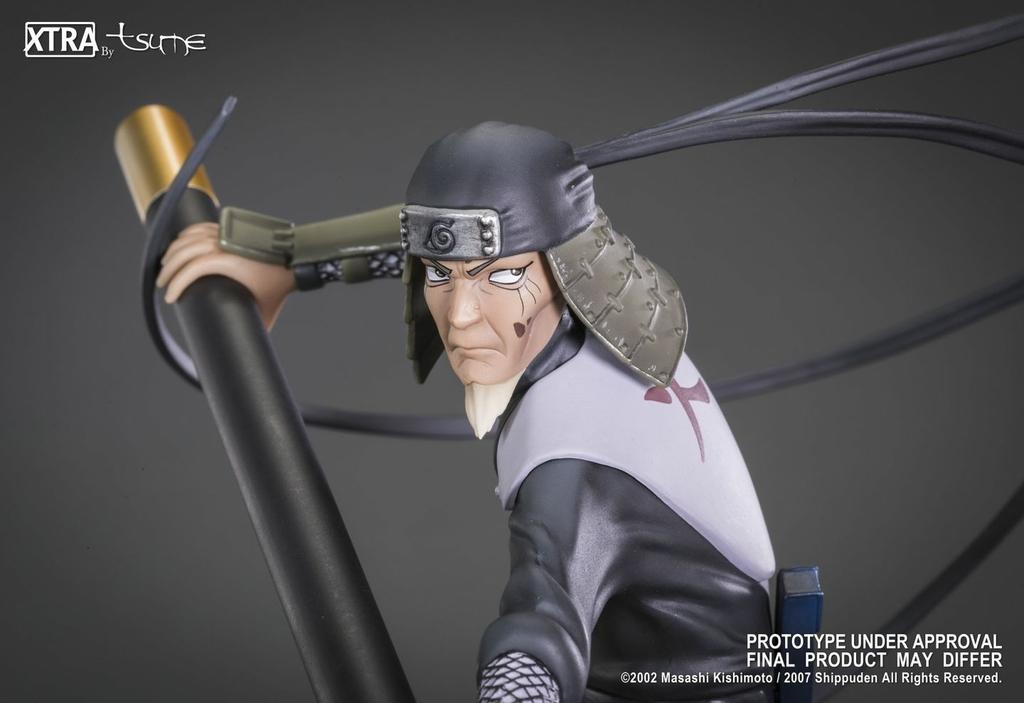 Statuette Naruto Shippuden Hiruzen Sarutobi Xtra Tsume 16cm 1001 Figurines 2