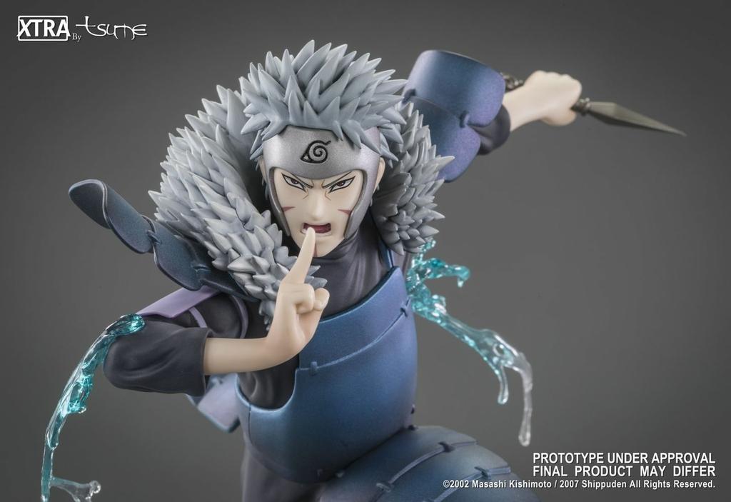 Statuette Naruto Shippuden Tobirama Senju Xtra Tsume 18cm 1001 Figurines 4