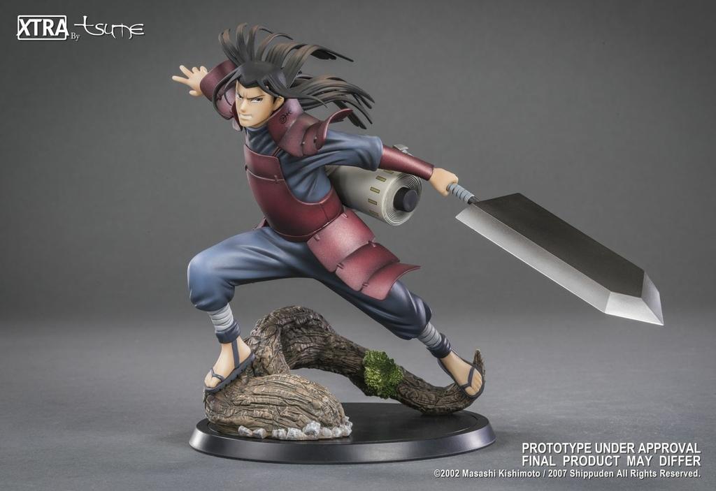 Statuette Naruto Shippuden Hashirama Senju Xtra Tsume 18cm 1001 Figurines 1