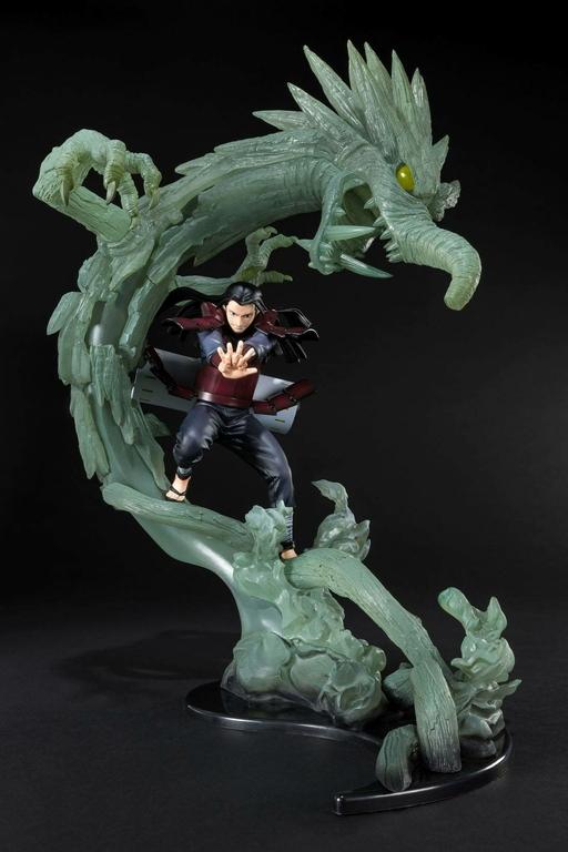 Statuette Naruto Shippuden Figuarts ZERO Senjyu Hashirama Isou Susanoo Kizuna Relation 19cm 1001 Figurines