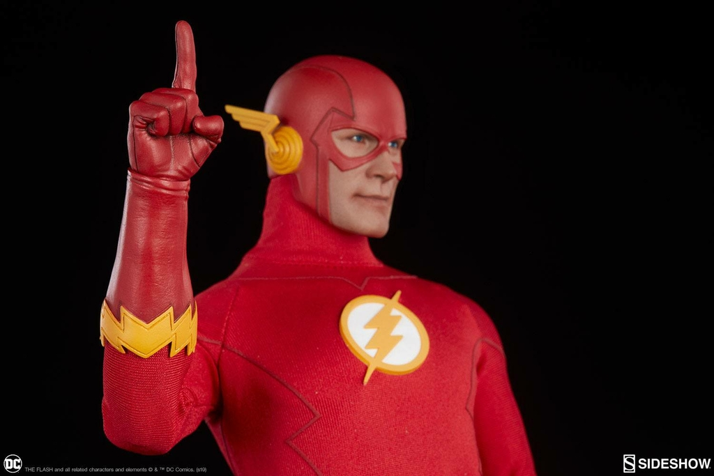 Figurine DC Comics The Flash 30cm 1001 figurines 1 (7)
