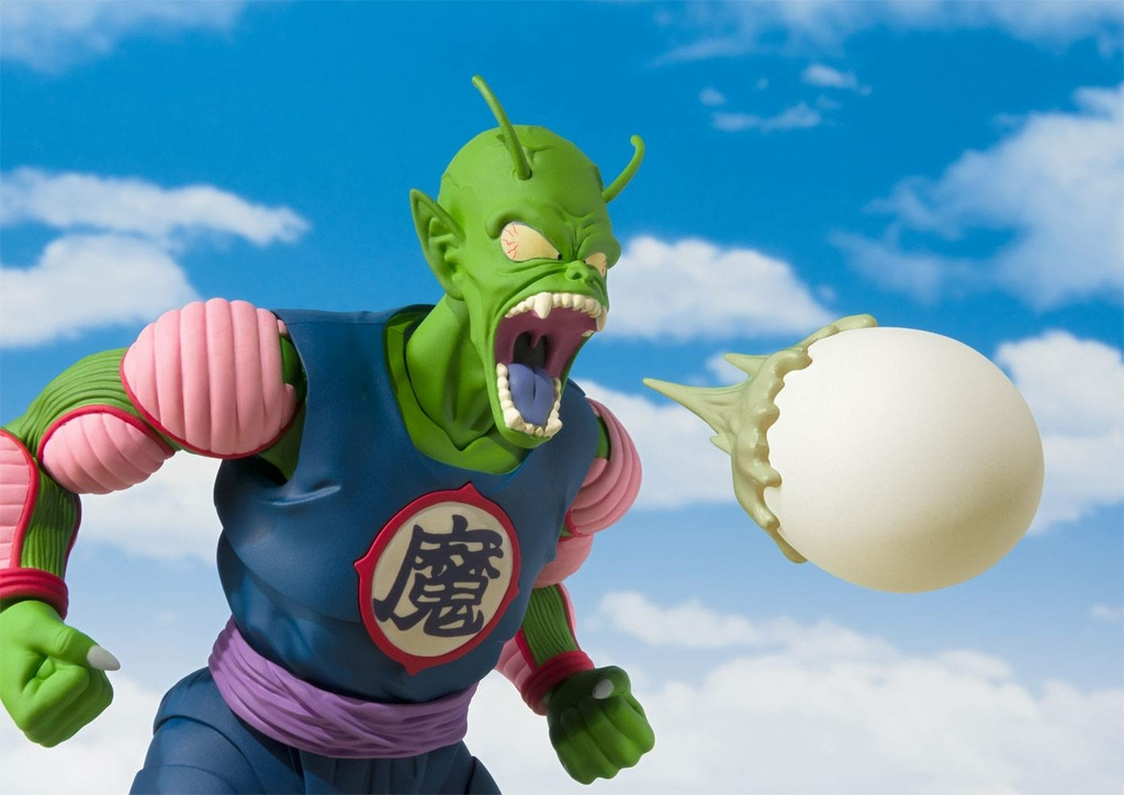Figurine Dragon Ball S.H. Figuarts Demon King Piccolo Daimao 19cm 1001 Figurines (3)