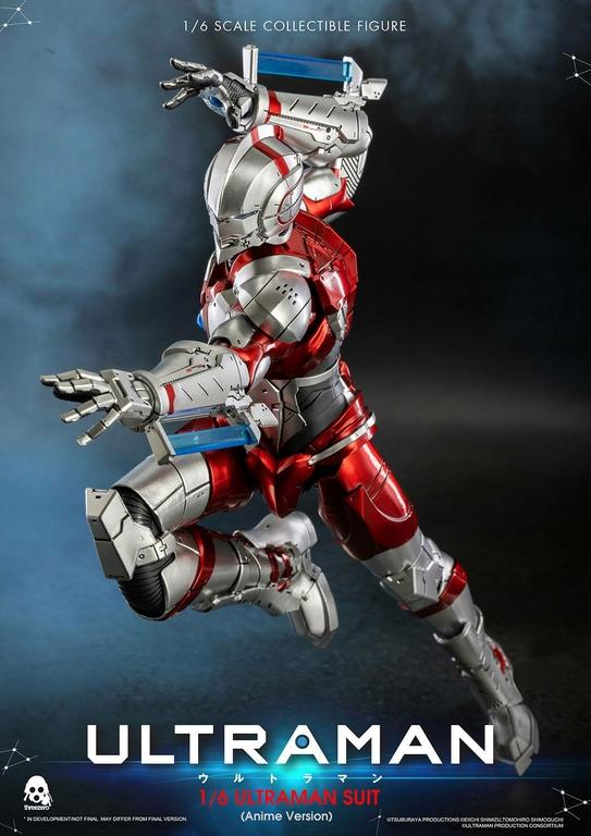 Figurine Ultraman Suit Anime Version 31cm 1001 Figurines (3)