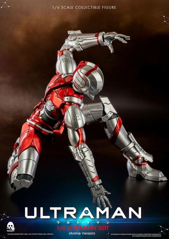 Figurine Ultraman Suit Anime Version 31cm 1001 Figurines (6)