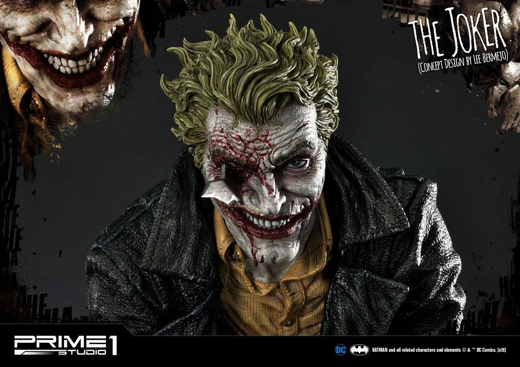 Statue DC Comics The Joker by Lee Bermejo 71cm 1001 Figurines (11)