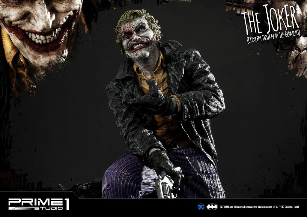 Statue DC Comics The Joker by Lee Bermejo 71cm 1001 Figurines (12)