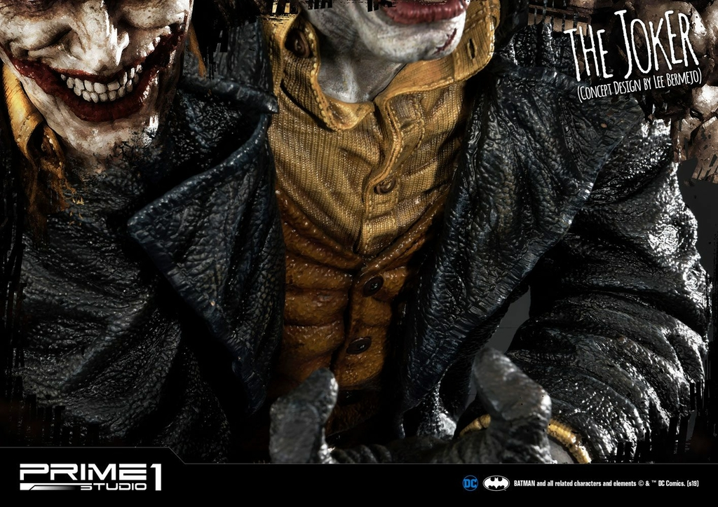 Statue DC Comics The Joker by Lee Bermejo 71cm 1001 Figurines (15)