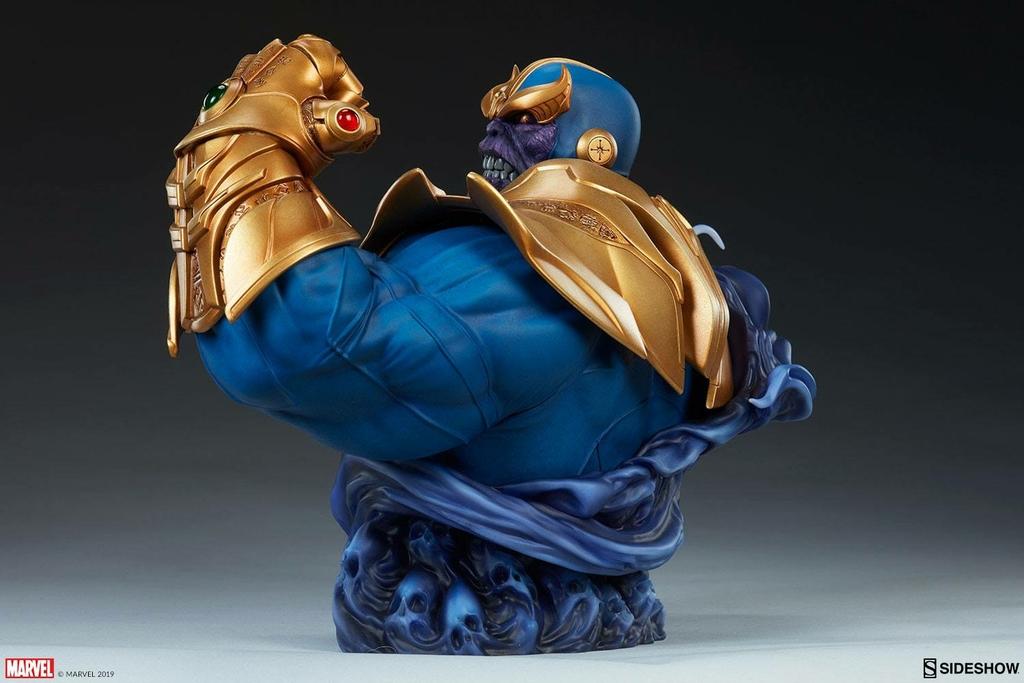 Buste Marvel Comics Thanos 27cm 1001 Figurines (2)