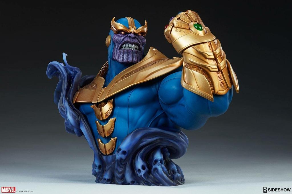 Buste Marvel Comics Thanos 27cm 1001 Figurines (1)