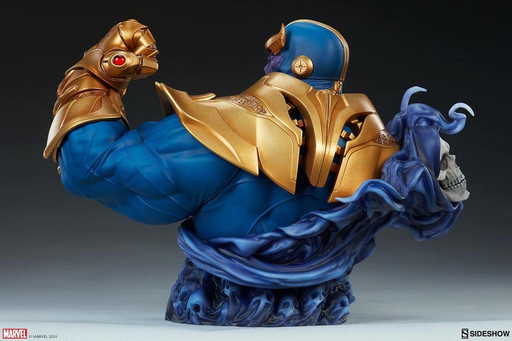 Buste Marvel Comics Thanos 27cm 1001 Figurines (4)