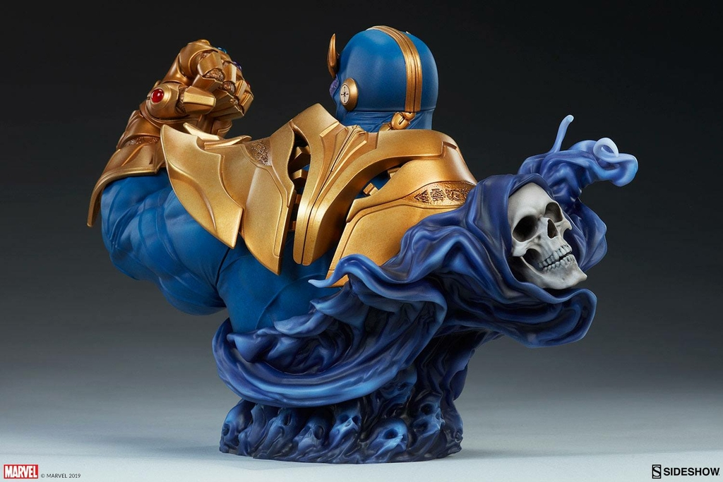 Buste Marvel Comics Thanos 27cm 1001 Figurines (5)