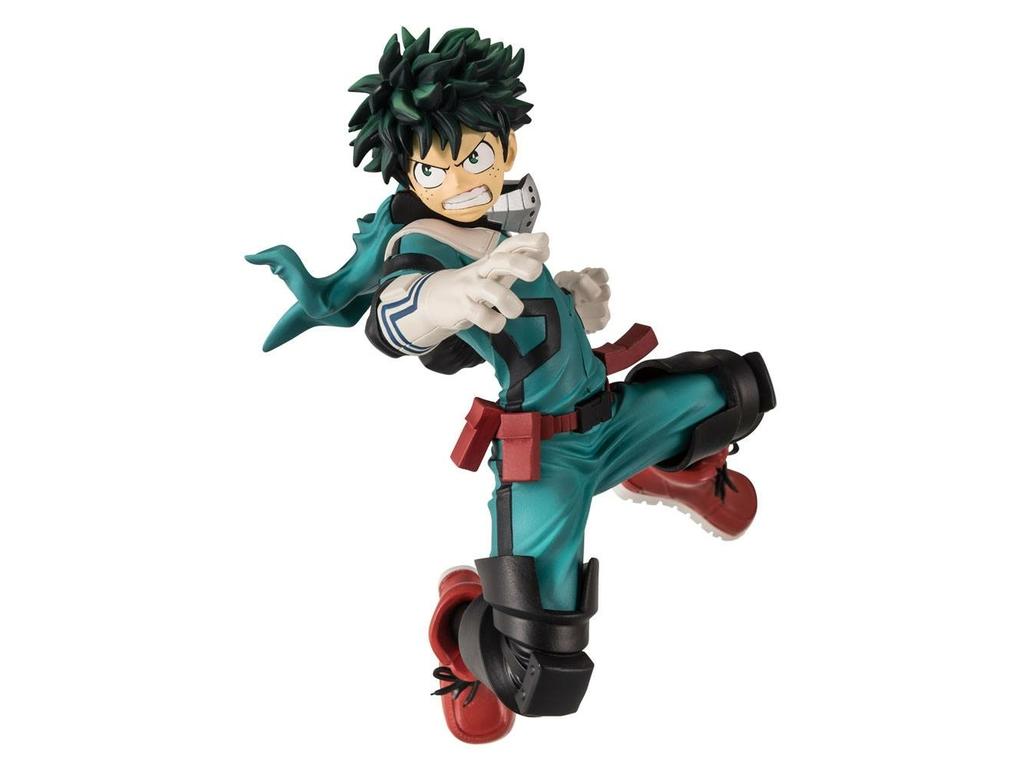 Figurine My Hero Academia The Amazing Heroes Izuku Midoriya 14cm 1001 Figurines