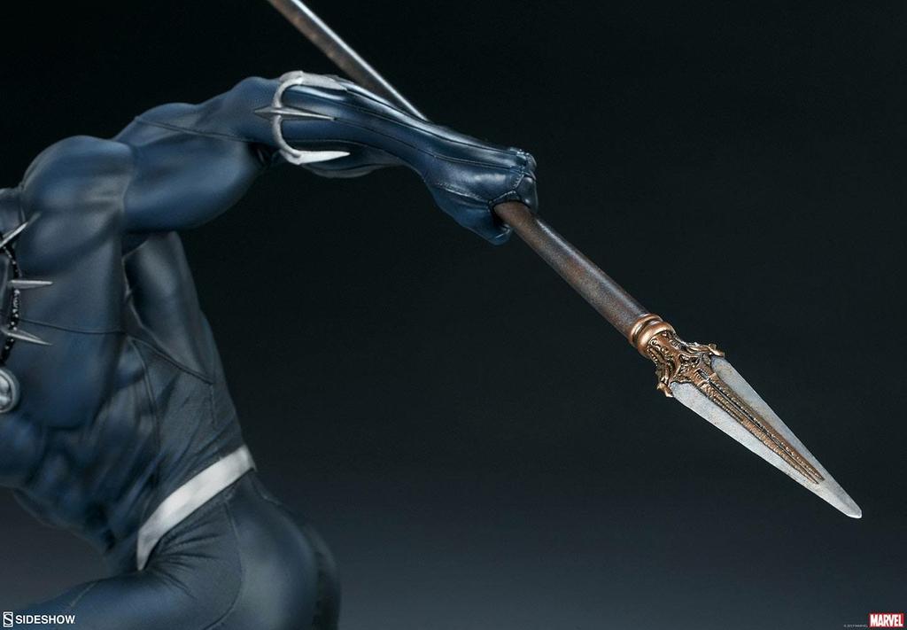 Statuette Avengers Assemble Black Panther 41cm 1001 FIGURINES (8)