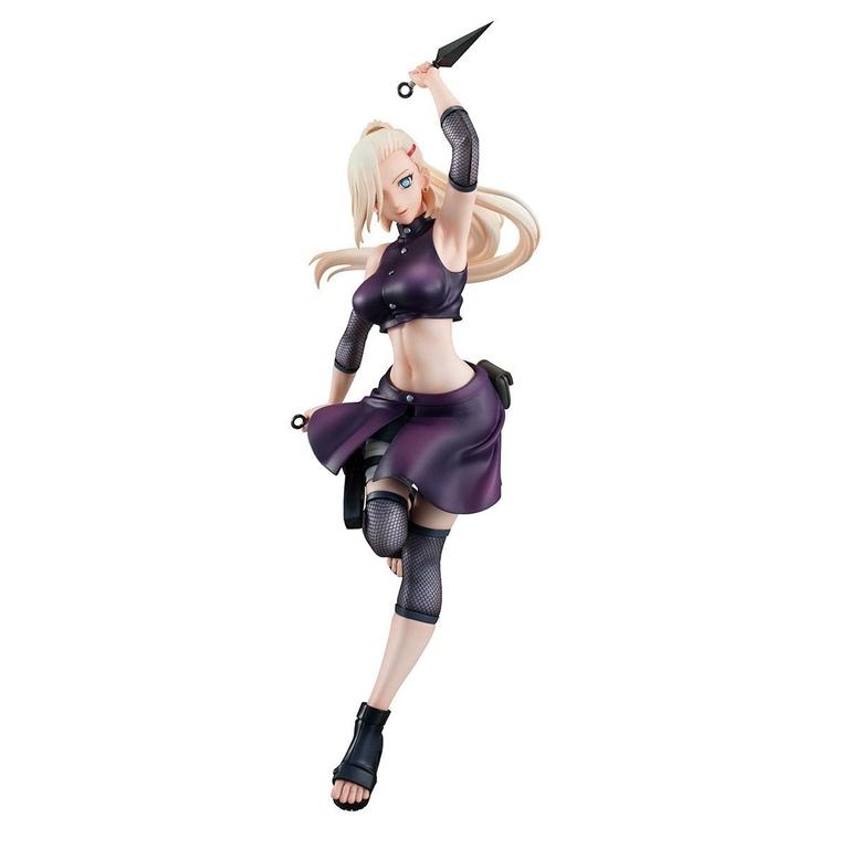 Statuette Naruto Gals Yamanaka Ino 21cm 1001 figurines (1)