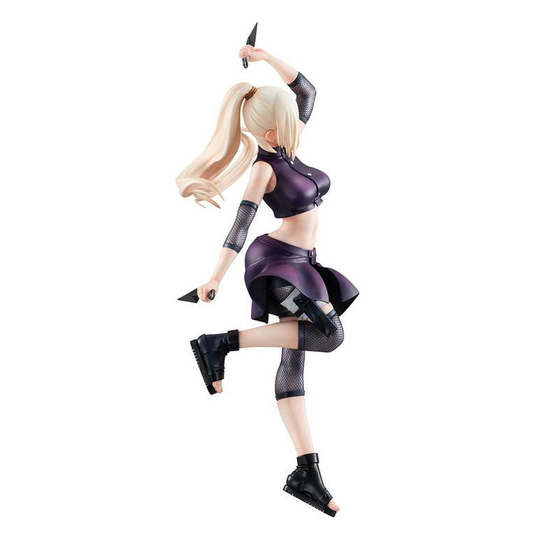 Statuette Naruto Gals Yamanaka Ino 21cm 1001 figurines (6)