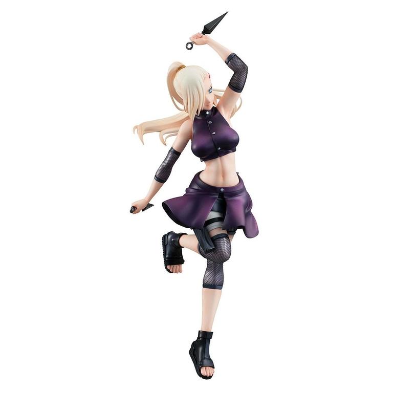 Statuette Naruto Gals Yamanaka Ino 21cm 1001 figurines (7)