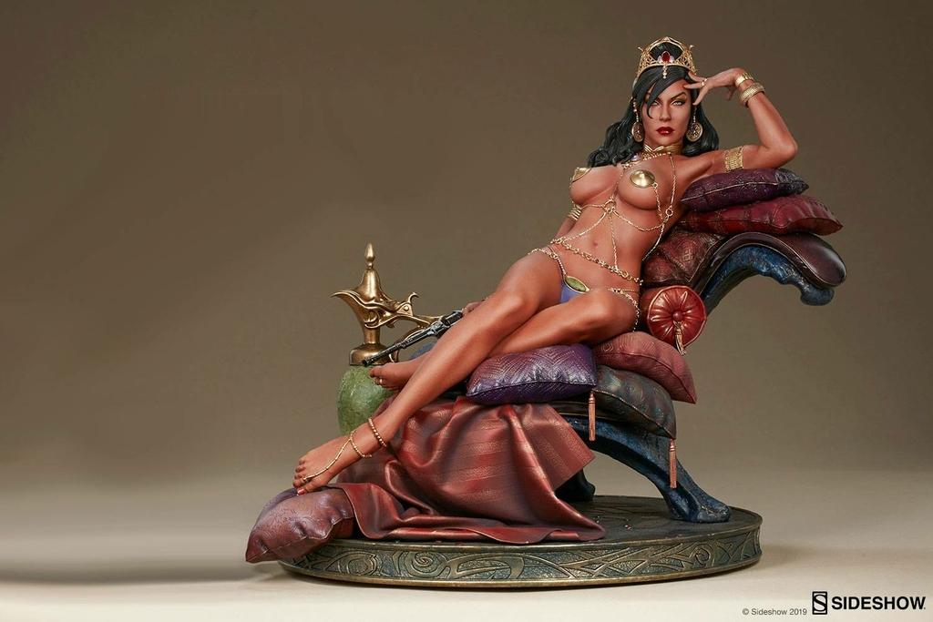 Statuette Dejah Thoris Premium Format 36cm 1001 figurines (1)