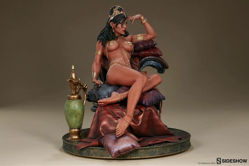 Statuette Dejah Thoris Premium Format 36cm 1001 figurines (2)